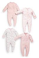 Человечки для новорожденного  NEXT UK.