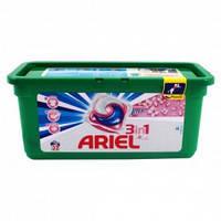Капсулы для стирки Ariel Lenor Fresh 3в1, 32 шт.