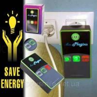 Энергосберегающий прибор- Мистер Плюгинс - Mister Plugins energy saver