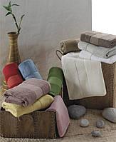Бамбуковое махровое полотенце Eke Home MEVSIM 50х100