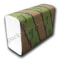 Полотенца бумажные ZZ сложения MARATHON ECONOMY, 1 слой, 250 листов в пачке.