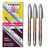 «Global 21» ручка масляная фиол.