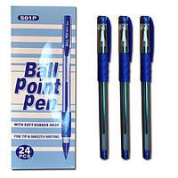 ТZ501 P Ручка масляная син.