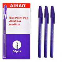 Ручка AH-555 «Aihao» фиол