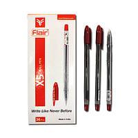 « Х5» Flair Ручка матовая красн.