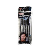 «HydraGel» Flair ручка гель черн.