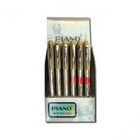 185 «Piano elegant» ручка масляная син.