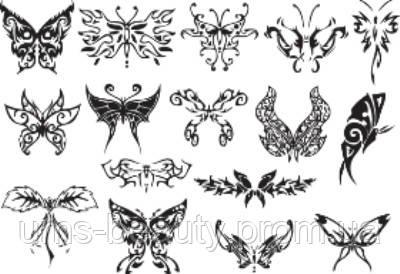 Татуировки для детей в домашних условиях