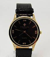 Часы Patek Philippe чёрные с