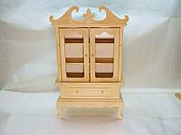 Кукольная мебель Трюмо с дверками