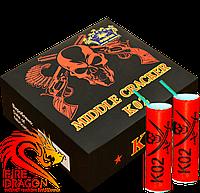 Петарды Middle Cracker 30 штук в упаковке