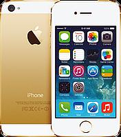 Китайский телефон iPhone 6 (6S) GOLD, 2 SIM, FM-радио, Java. Качественная копия!