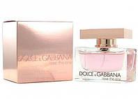 Женская туалетная вода Dolce&Gabbana Rose The One (нежный цветочный аромат) AAT