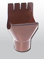 Воронка желоба 125 мм