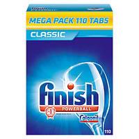 Finish Powerball Classic средство для мытья посуды для посудомоечных машин 2,050 г, 110 шт