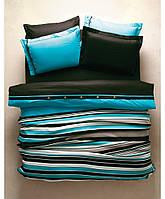 Набор постельное белье с пледом KARACA HOME