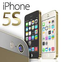 Точная копия Iphone5S,1сим,тепловой дисплей,4GB памяти.Качественная сборка