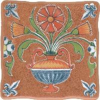 Керамическая плитка Cersanit  DEC VIKING COTTAG 1 COTTO декор Арт. 134044