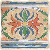 Керамическая плитка Cersanit  DEC VIKING COTTAG 3 BEIGE декор Арт. 134041
