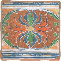 Керамическая плитка Cersanit  DEC VIKING COTTAG 3 COTTO декор Арт. 134042