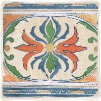 Керамическая плитка Cersanit  DEC VIKING COTTAG 3 EKRU декор Арт. 134047