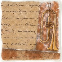 Керамическая плитка Cersanit  DEC VIKING PIANO 6 декор Арт. 134056