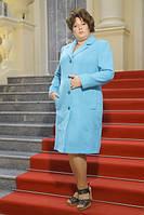 Пальто большого размера Классик