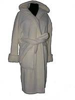 Батальный женский халат для дома