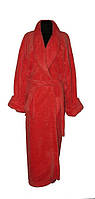 Домашний женский халат с карманами