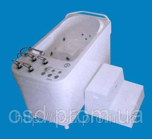 Вихревая медицинская ванна AQUAPEDIS II