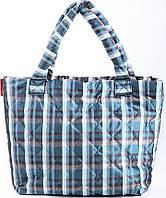 Супермодная женская дутая сумка POOLPARTY pool-70-scott Цвет в ассортименте