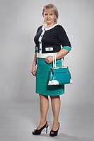 Платье офисного стиля с новой коллекции