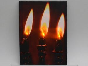 Картина арт декор Три свечи