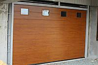 Секционные гаражные ворота Hormann 3000*2500 мм