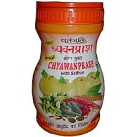 Чаванпраш с шафраном, Patangali, 500 г
