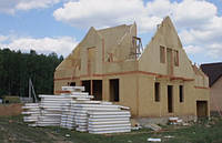 Теплый SiP дом Экопан в Крыму