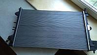 Радиатор охлаждения Опель Вектра С (Opel Vectra), фото 1