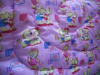 Одеяло и подушка (гипоалергенный силикон)