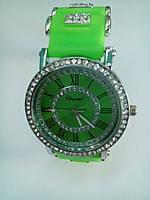 Часы наручные Chopard 0818 салатовые