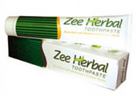 "Зубная паста ""Zee Herbal"" из индийских трав"