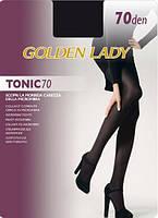 Колготки женские Golden lady Tonic 70Den темно-коричневый