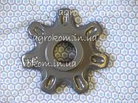 Звездочка элеватора Claas 26 мм сфероидальная