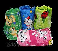 Детские одеяла меховые ткань хлопок