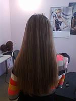 Работы учеников: мелирование,окрашивание волос