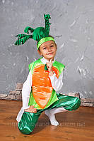 Карнавальный костюм Морковка №6