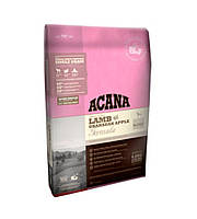 Acana (Акана) Lamb & Okanagan Apple (18 кг) гипоалергенный корм для взрослых собак, с ягнёнком