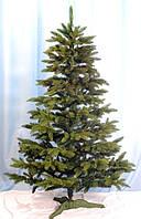Елка искусственная литая зеленая 2.10 метра Глория