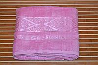 Полотенце бамбуковое банное, 70х140, Султан