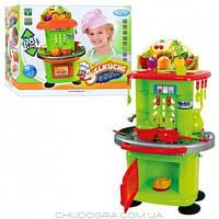 Детская кухня 10147 с посудкой