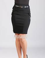Стильная юбка Капелька Блеки, фото 1